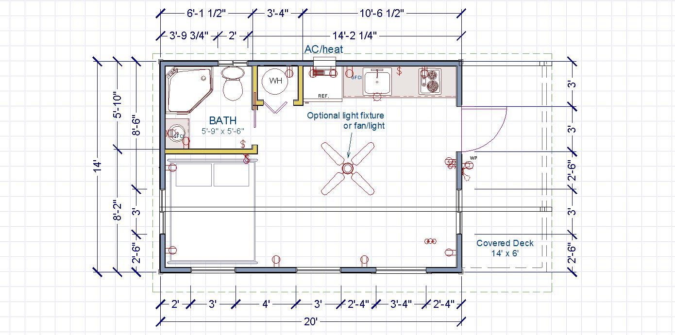 Side Entry Floorplan