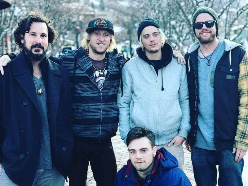 Straight out of Denver, Colorado,   A-Mac & The Height  has  defined the art of fusing upbeat folk rock with reggae grooves, hip-hop flavor & a unique jam band spirit.