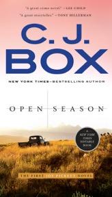 Open Season re-release cover