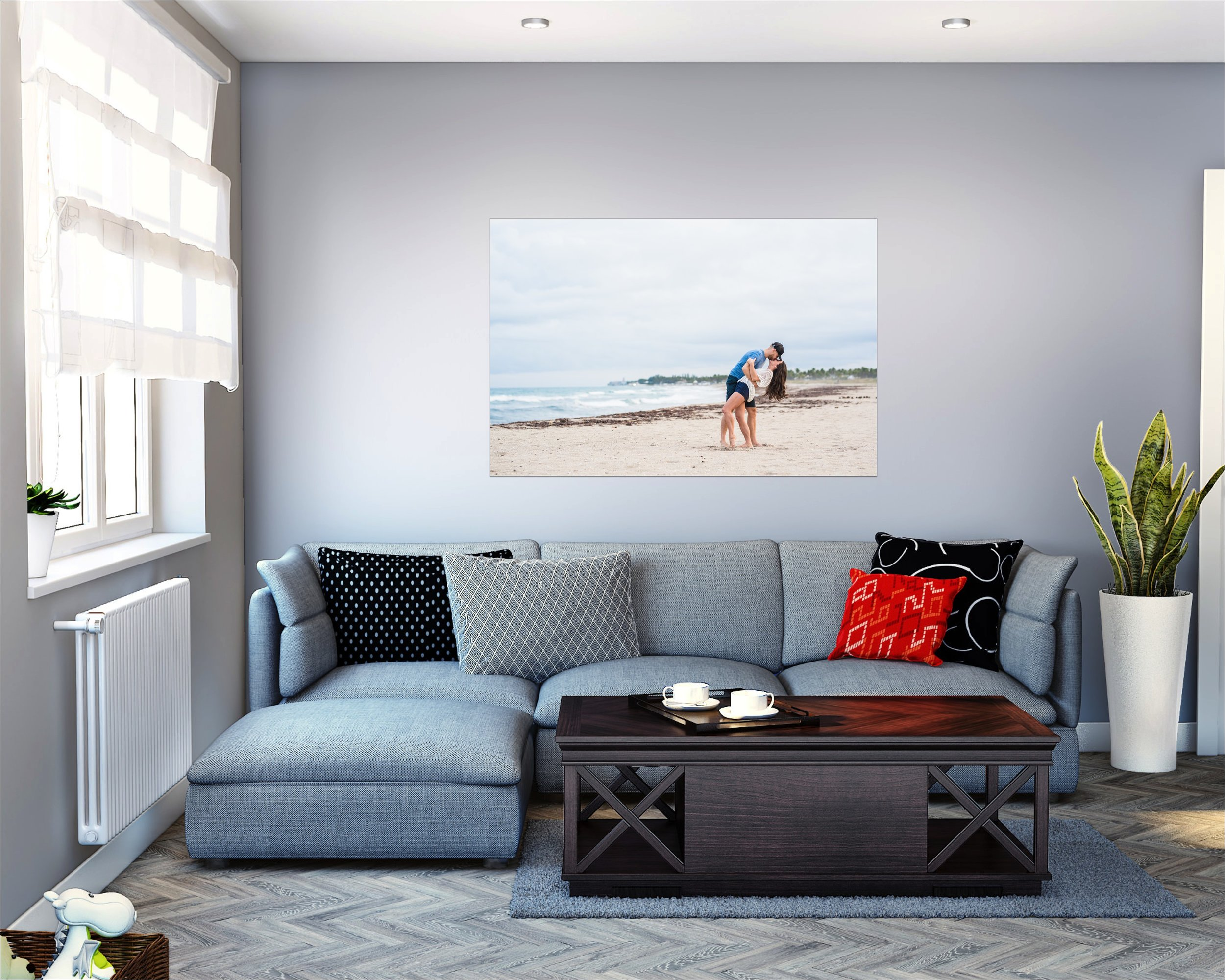 Wall Art - Beautiful statement pieces that you will be able to hang on the walls of your home.