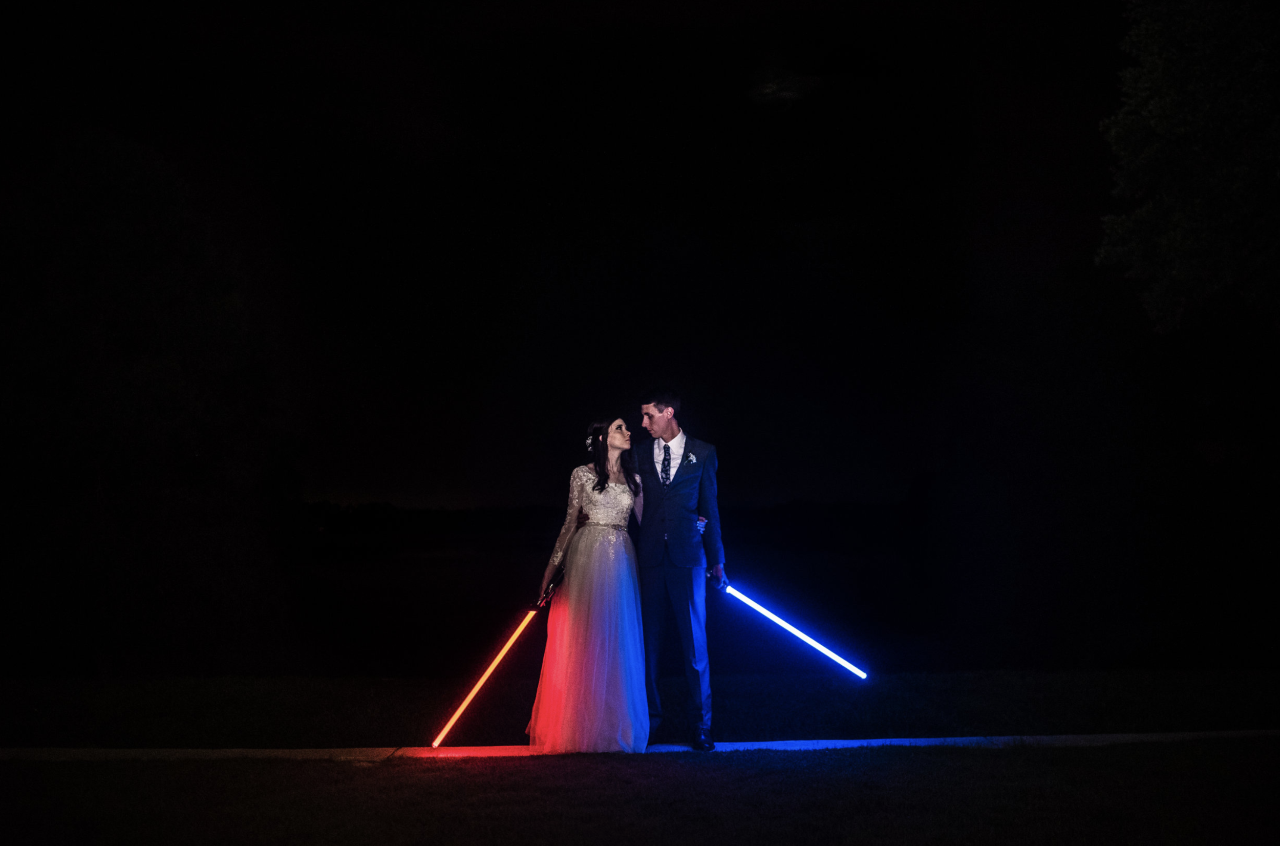 * Lake Mary Events Center Star Wars Wedding