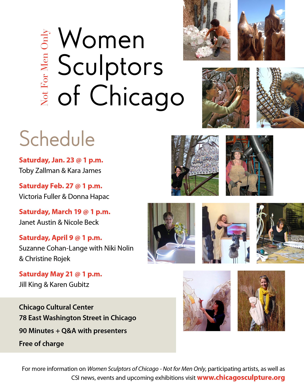 Women Sculptors Page 2