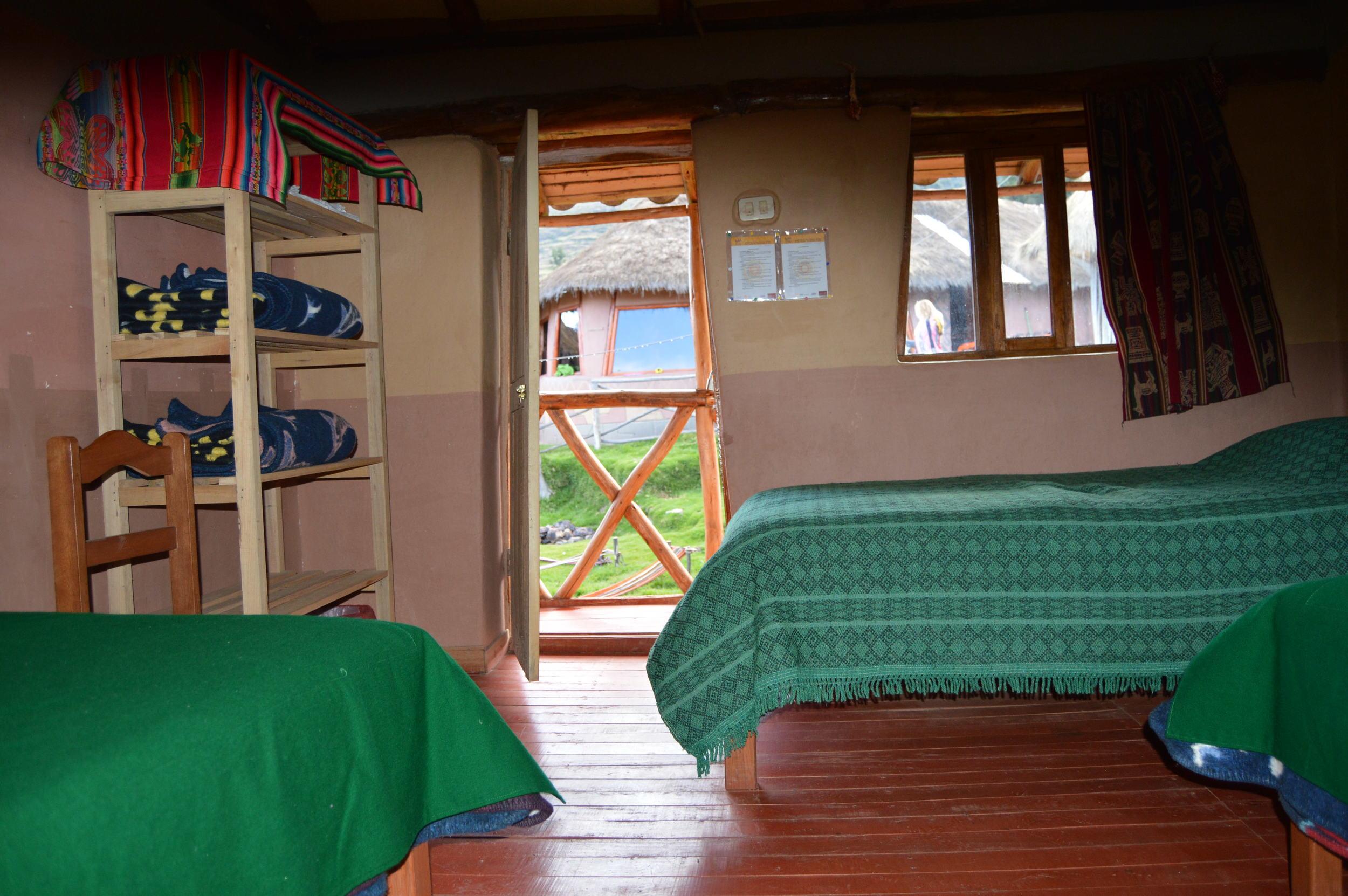 Amaru homestay room