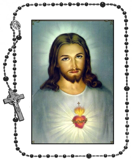 The Chaplet of the Sacred Heart of Jesus Christ+.jpg