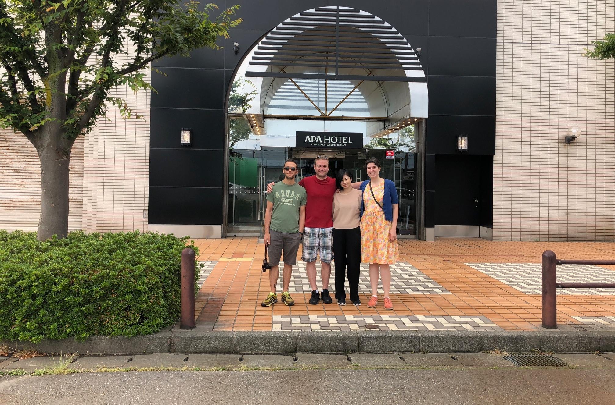 Team Tsuruoka