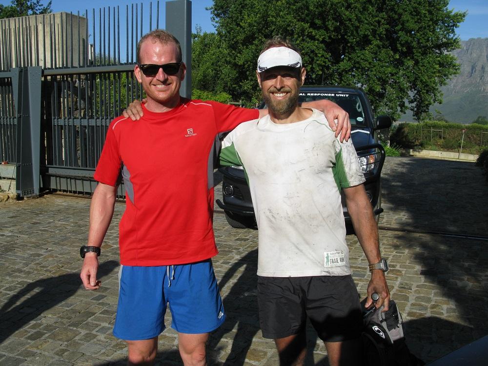 Andrew & me (Photo Paul Verhoeven)