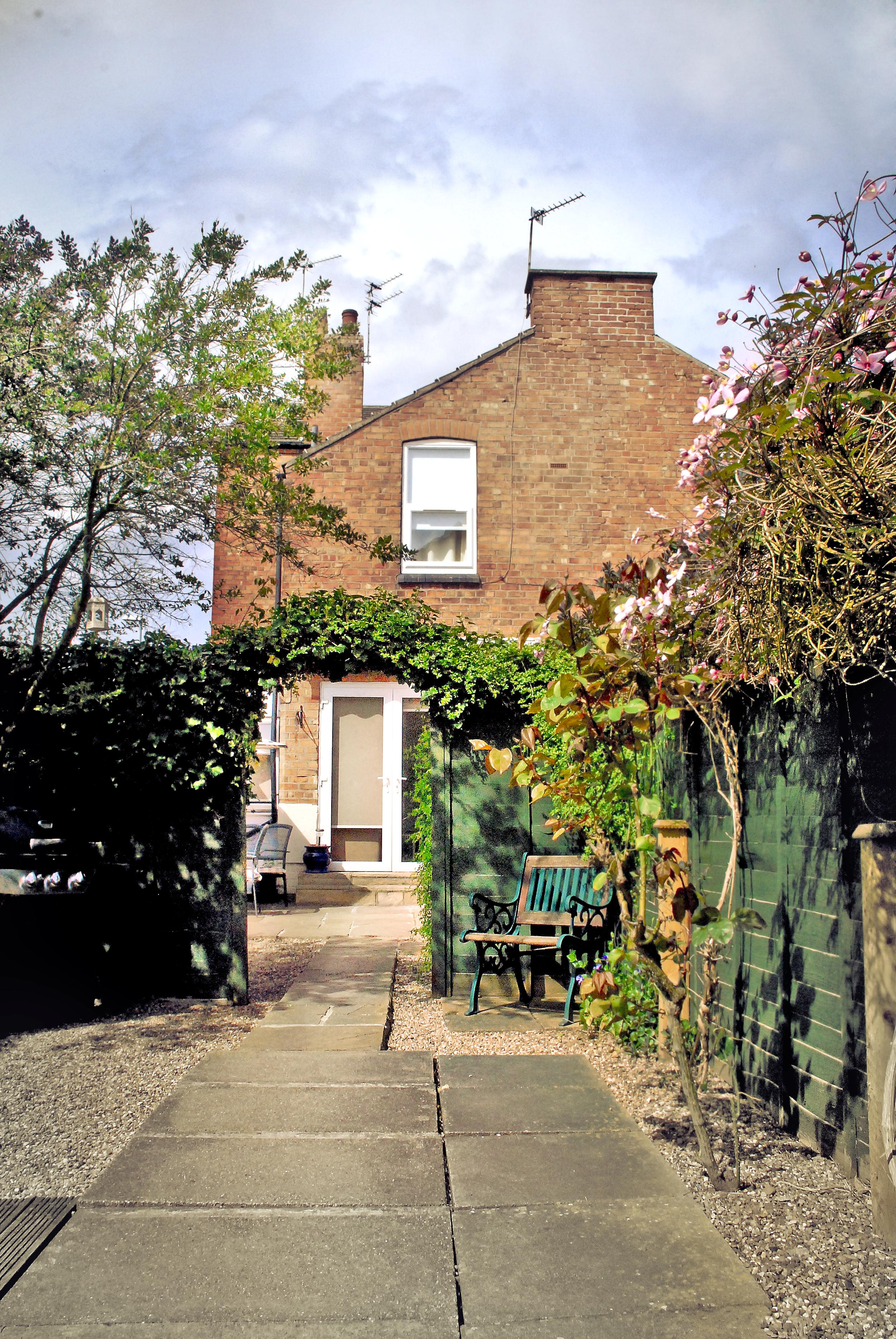 Richmand house Residential home garden