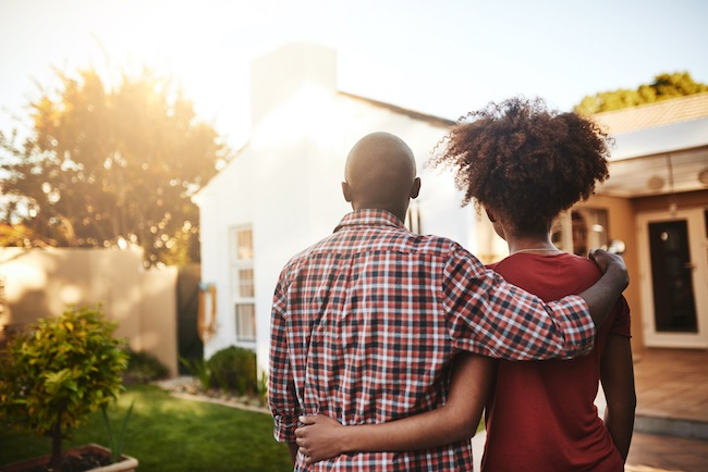 A Major Property and Casualty Insurance Firm Needs to Connect to Potential Home Buyers - Platform: MobileMethod: In-Person UX Testing, Card Sort Tool