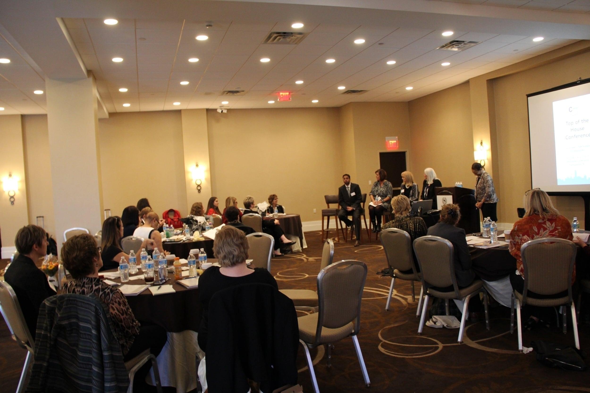 EA Panel   Melba Duncan, Moderator  Lucy Brazier, Participant  Noreen Denihan, Participant  Karen Lewis, Participant  Al-Husein Madhany, Participant