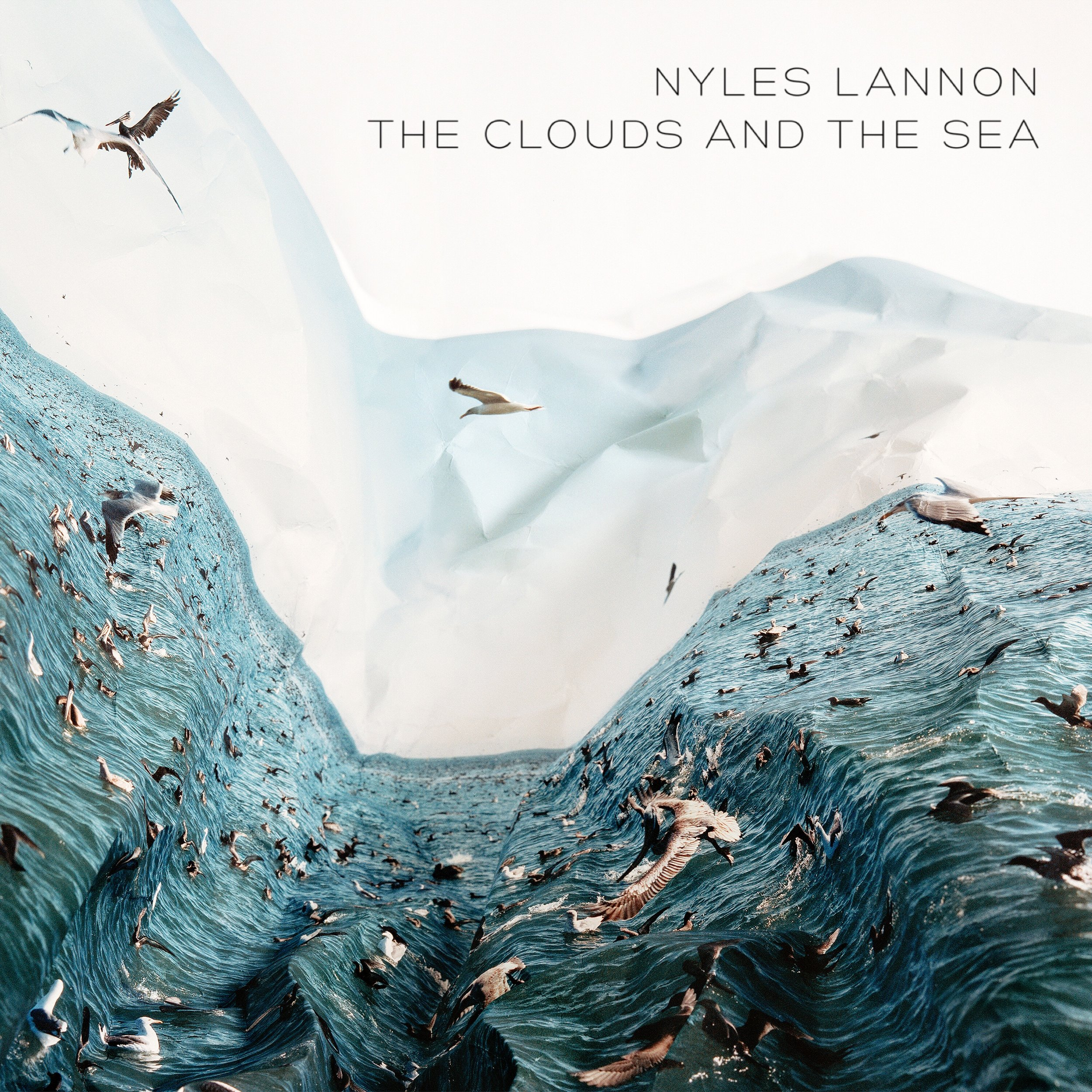 "NYLES LANNON RELEASES ""CLOUDS AND THE SEA"" 3.1.2019 - Badman Recording Company"