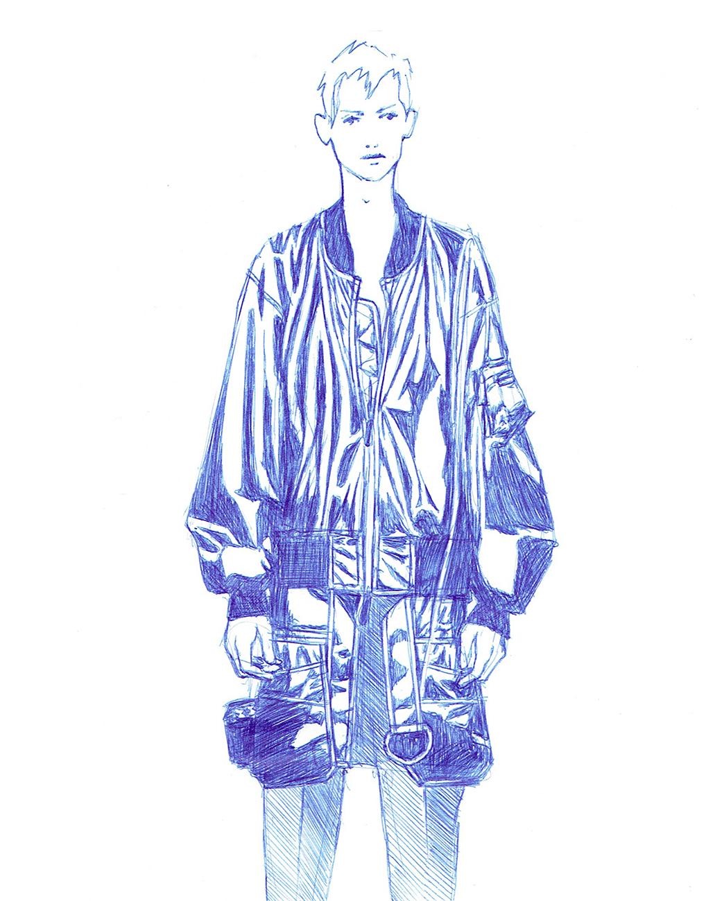 Raf Simons SS 2003