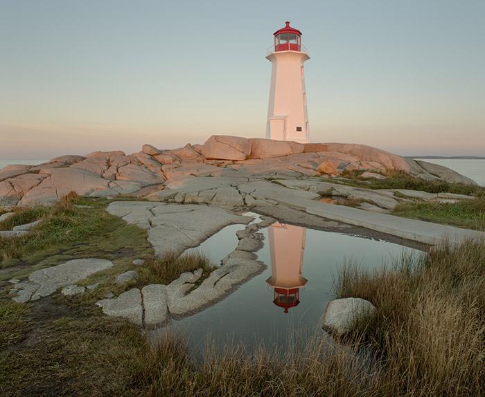 Peggys Lighthouse