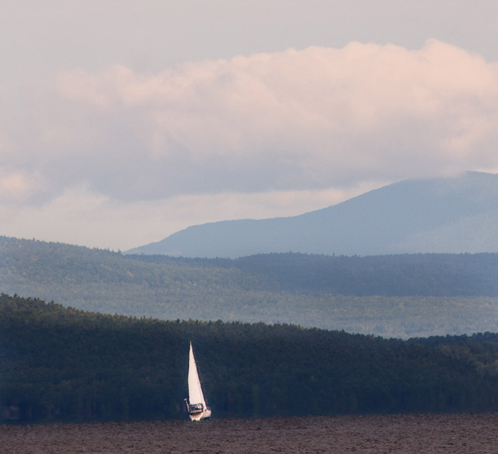 Sailboat Cloud