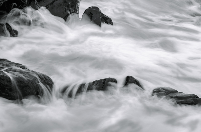 Water On the Rocks PhaseOne IQ 180 120mm 1/3 sec f14 ISO 35