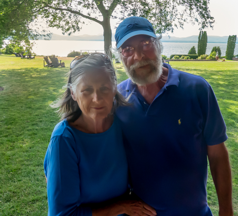 Fifty two years. Inn at Shelburne Farms