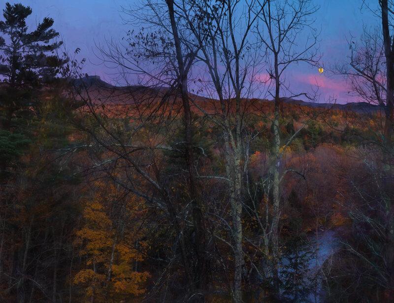Huntington Twilight