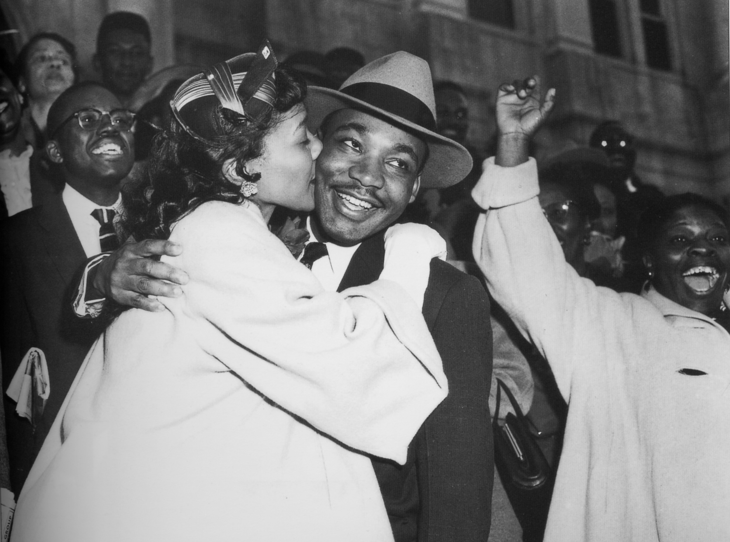martin luther king and coretta scott