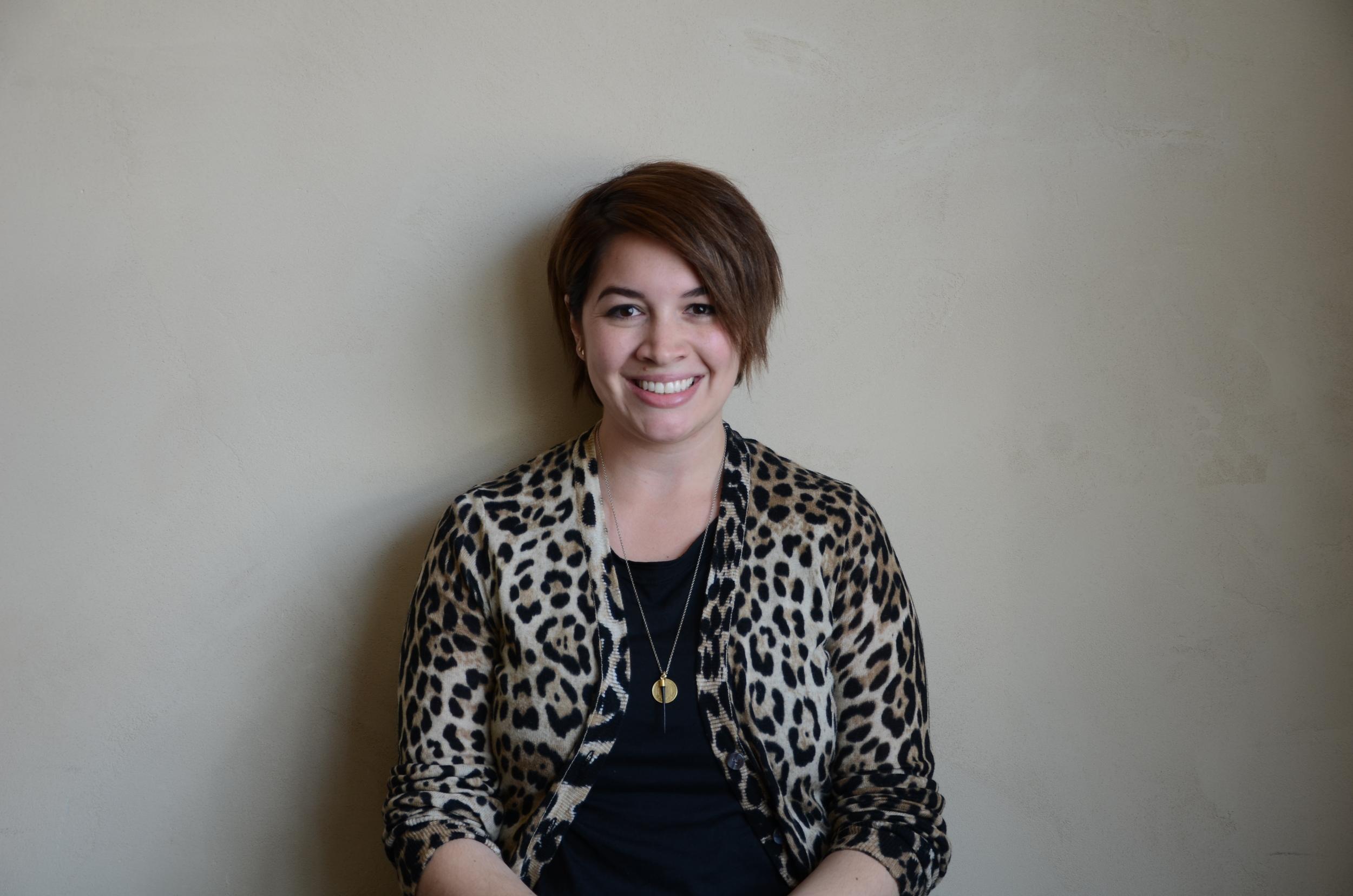 Kayla Luebke GRAPHIC DESIGNER