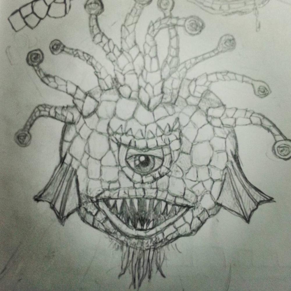 Beholder Sketch