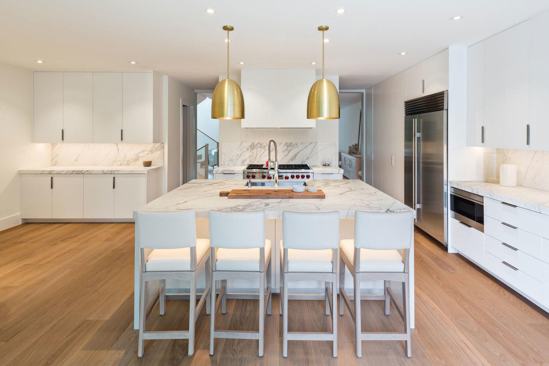 Custom Fabrication Contemporary Kitchen