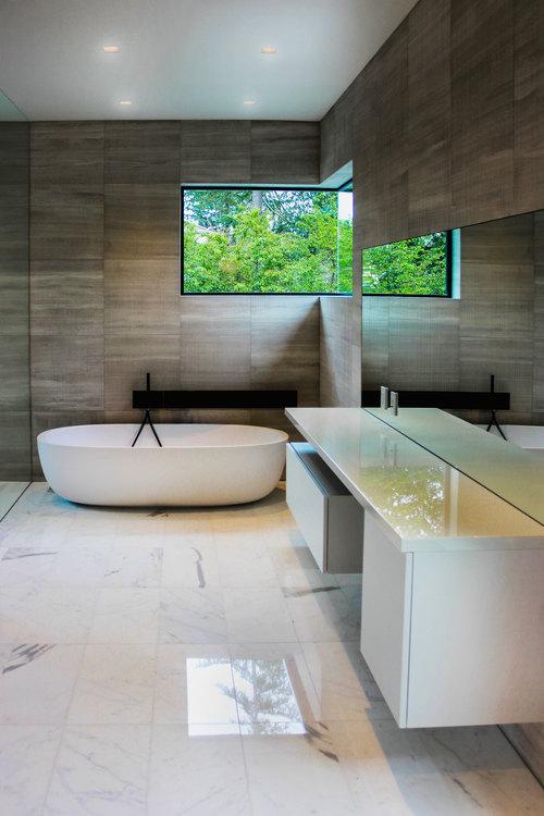Custom Fabrication bathroom