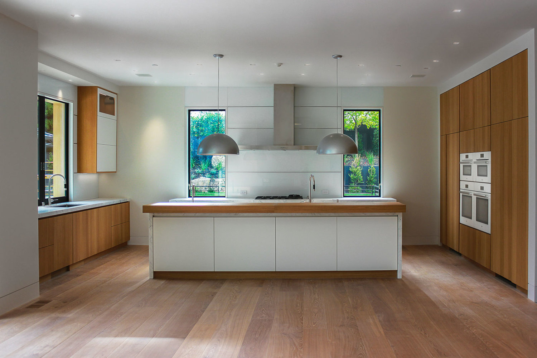 Custom Fabrication Kitchen woodwork