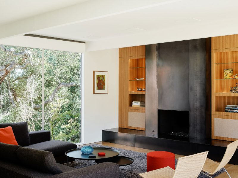 Los Gatos - Blackened Steel Fireplace.jpg
