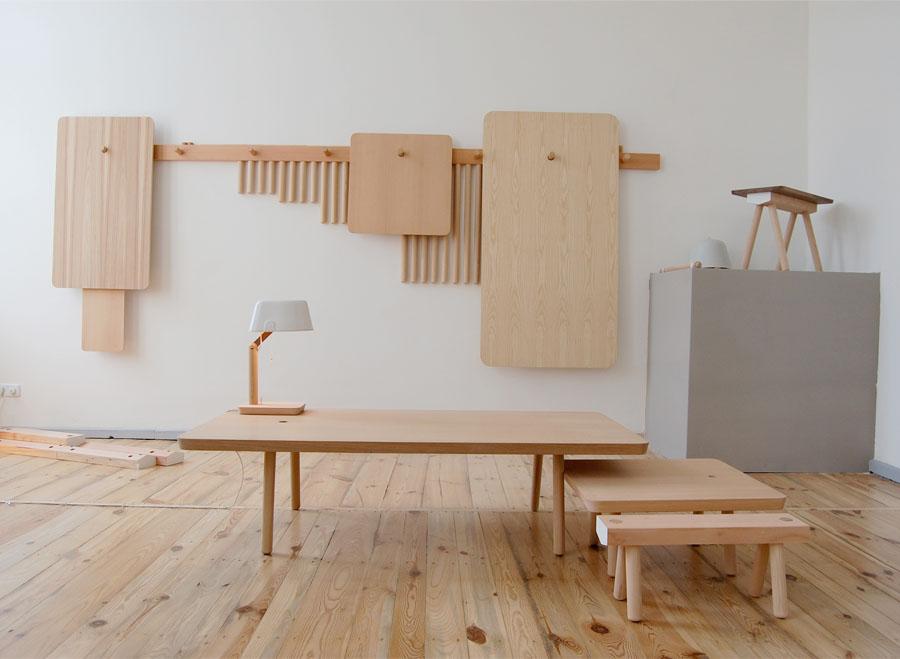 Wood Peg Studio Gorm