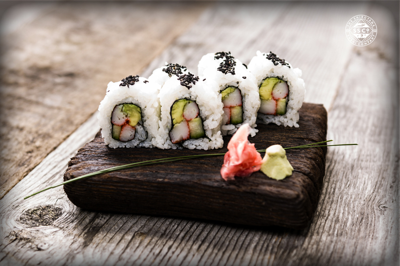 California Dreaming…   - The Shiroyama Sushi Co.