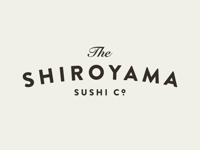 Check out our lovely new logo, courtesy of Chef Ben's brother,  David .