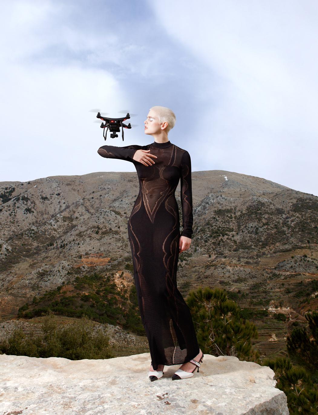THE DRONES, ELI REZKALLAH, PLASTIK STUDIOS, MARCH 2018 (5).jpg