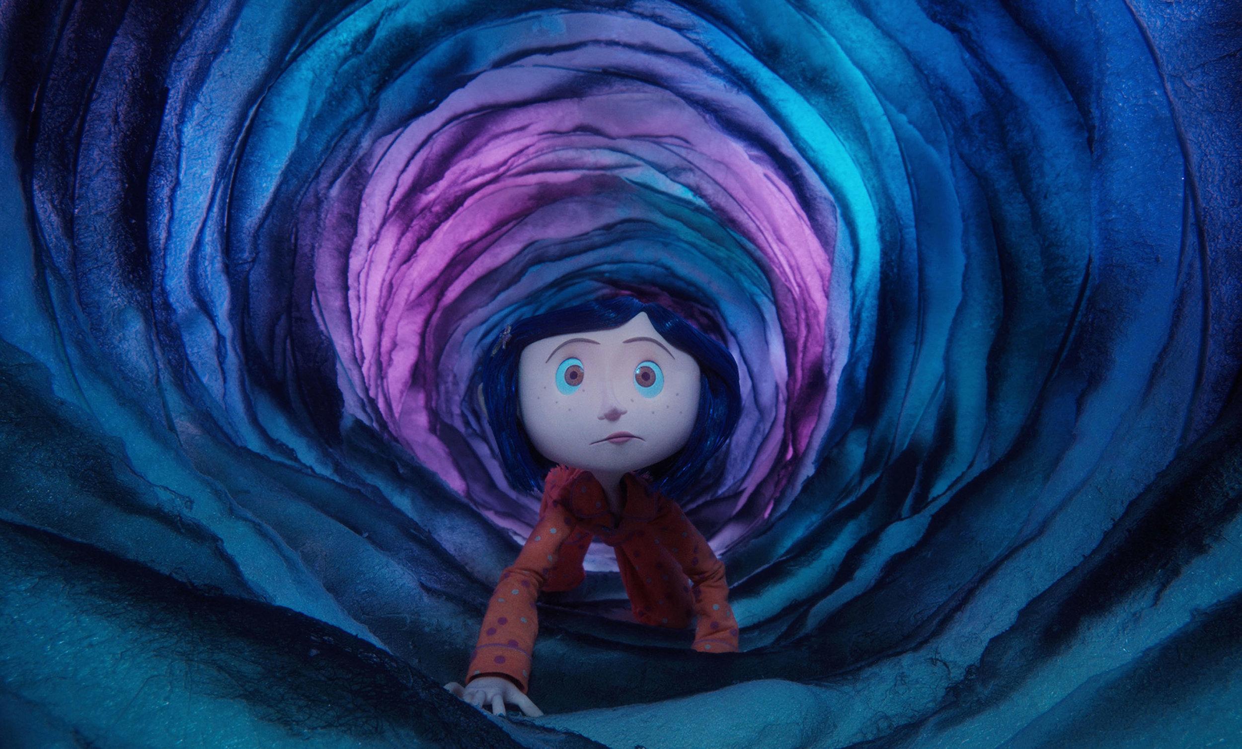 Coraline, Laika Studios (2009).