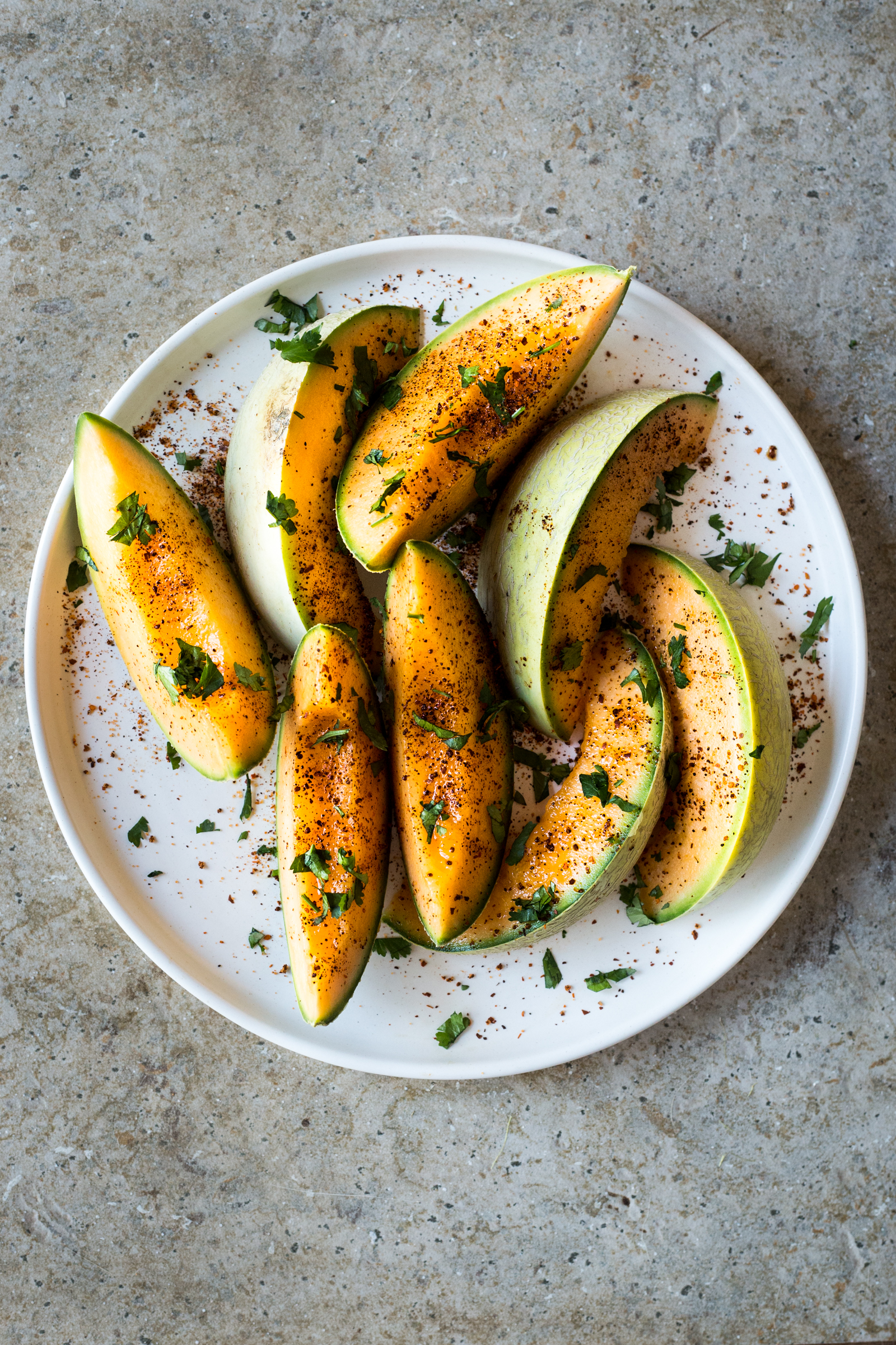 Chili-Lime Melon Salad