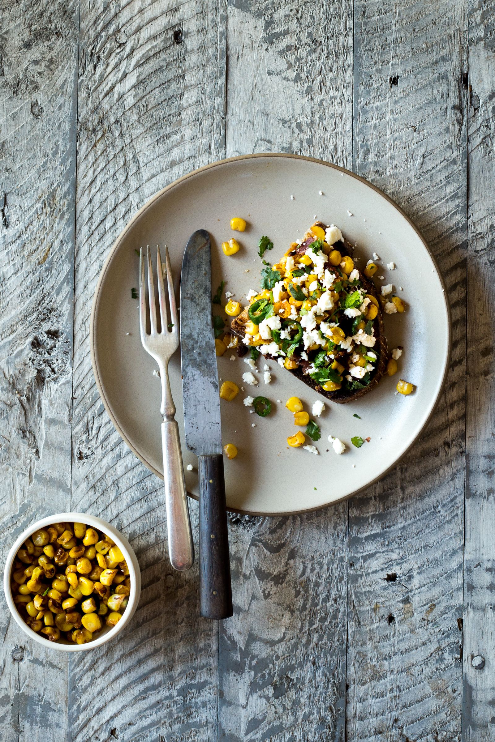 Sweet Corn and Bacon Relish