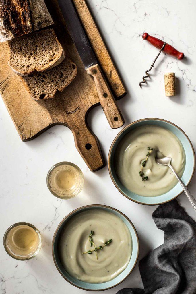 Simple Turnip Soup