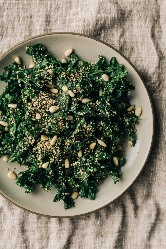 Tumbleweed Farm's Favorite Kale Salad