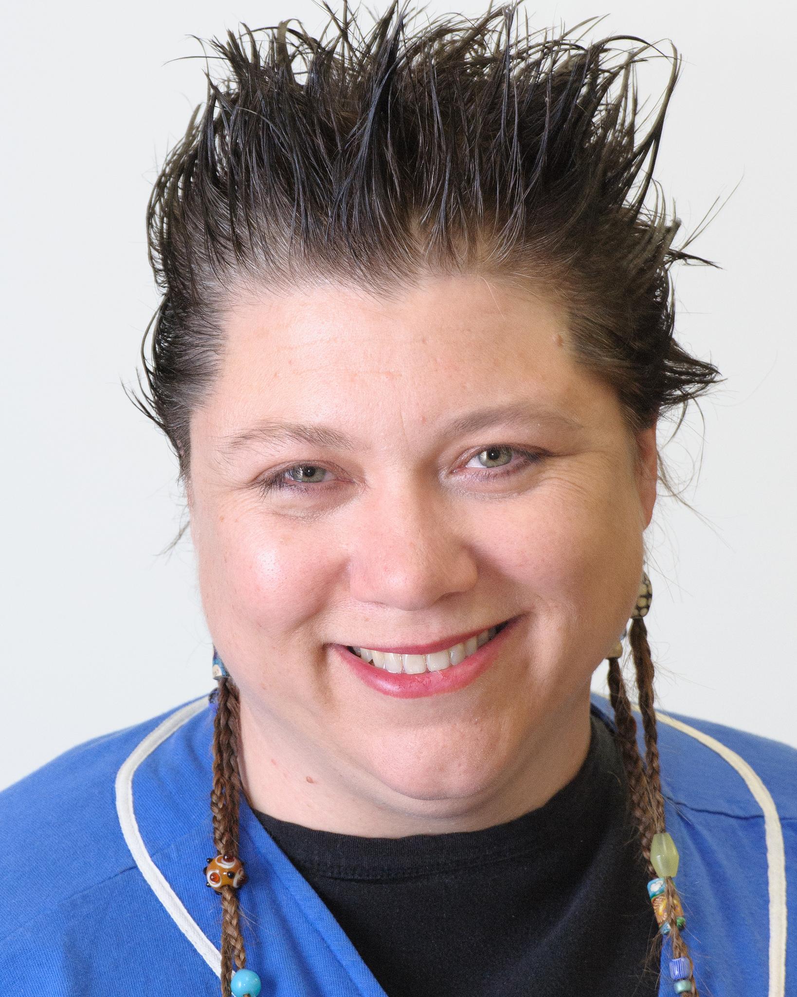 "Amy ""Zing"" Gray - Founding Member - 1993"