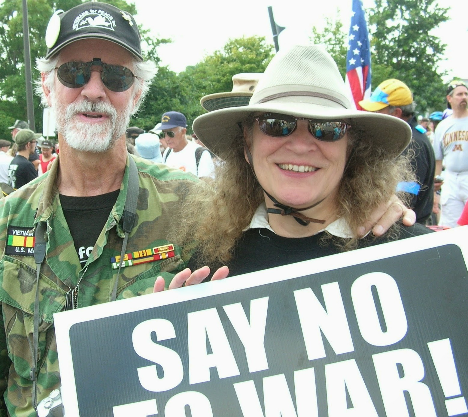 Progressive protest Say no to war.jpg