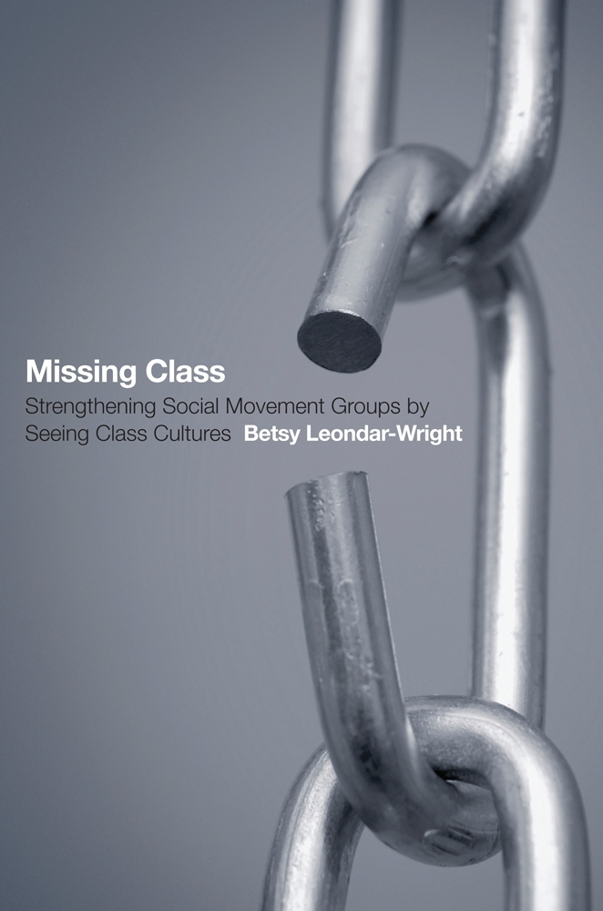 "That's why the subtitle of  Missing Class  is ""Strengthening Social Movement Groups by Seeing Class Cultures."" If progressive activists become more aware of class culture differences, we'll be better able to solve our own group's problems; we'll be able to increase the class diversity of our groups; and we'll build stronger cross-class coalitions.   That's the goal of this Activist Class Cultures online kit, to help social justice activists become more class-culture savvy."