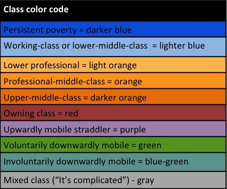 Throughout this site, class paths are marked with colors.