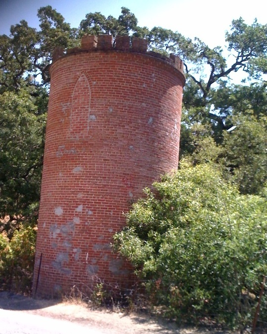 Frenchman's Tower,Peter Coutts, Pagemill Road