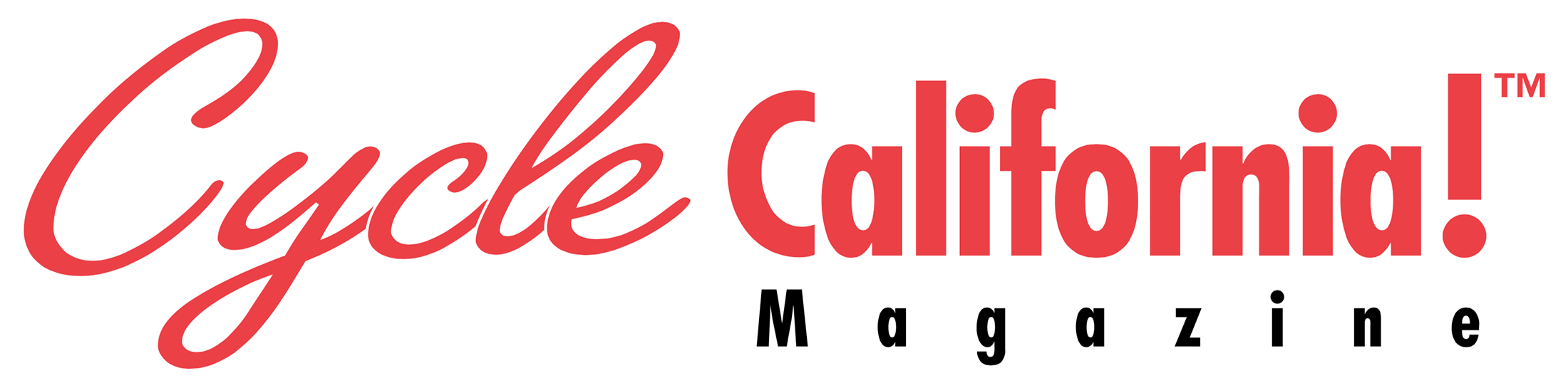 Cycle California Magazine logo