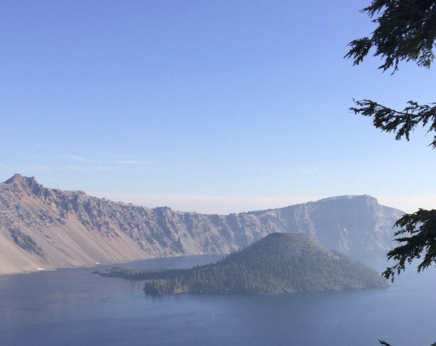 Crater Lake Century bike ride in Southern Oregon starting out of Fort Klamath