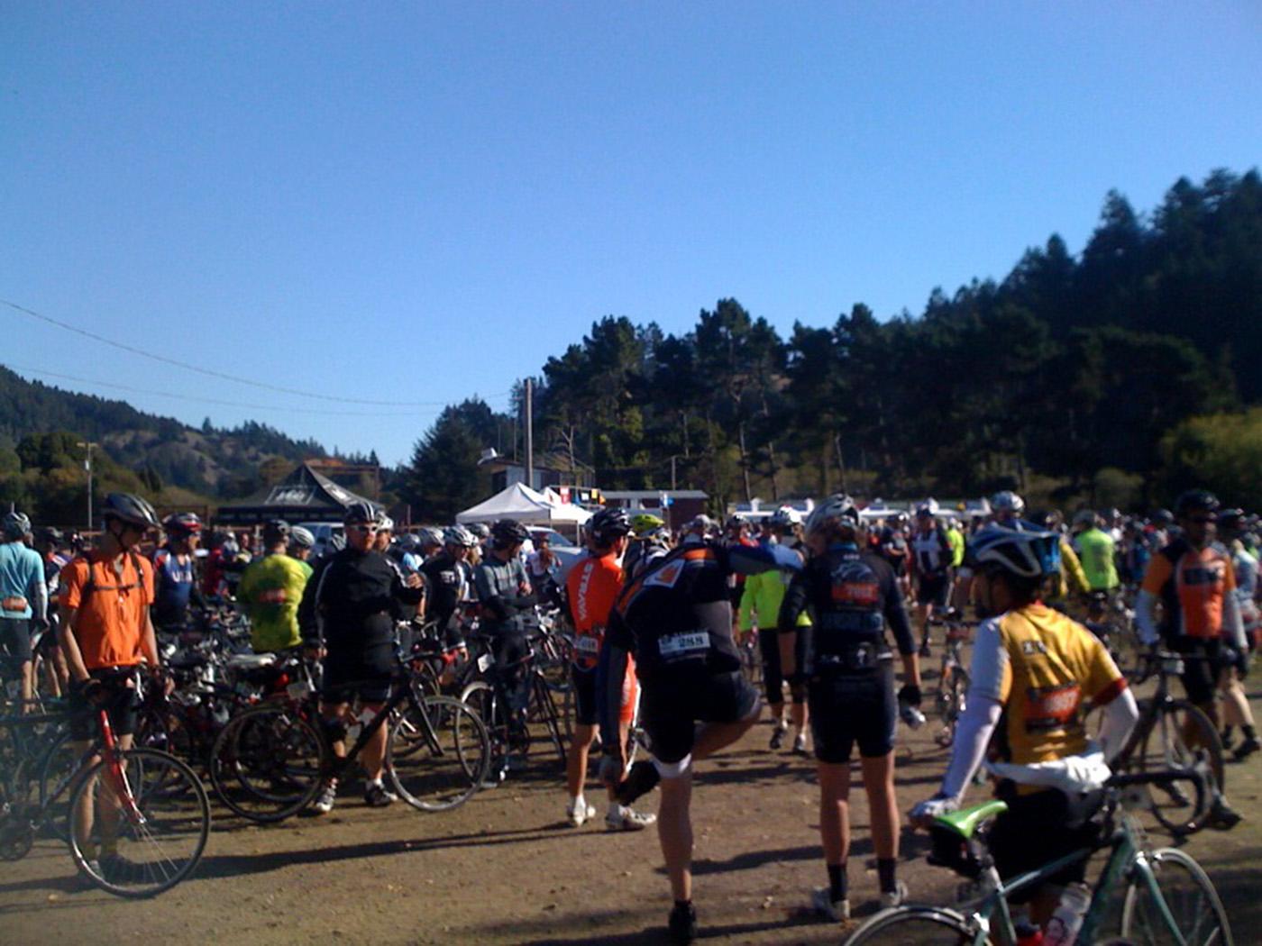 Century bike rides for novices.