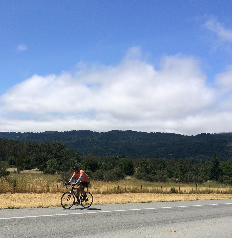 Sand Hill and Portola road bike loop secrets