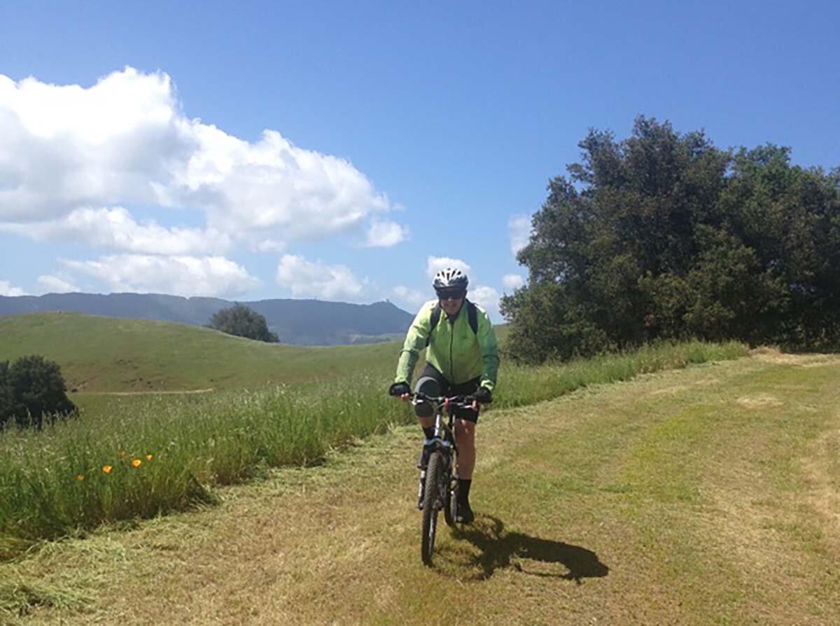 Bo Crane Mountain Biking Mission Peak