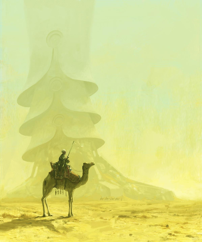 """""""Desert Sentinel"""""""