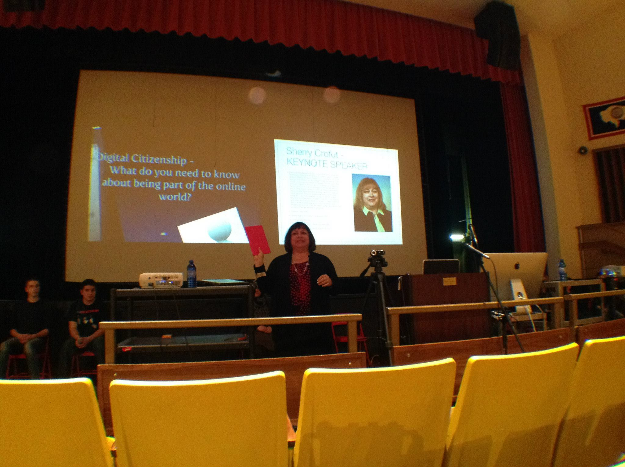Rawlings, WY Parent Night Digital Citizenship Keynote - April 2016
