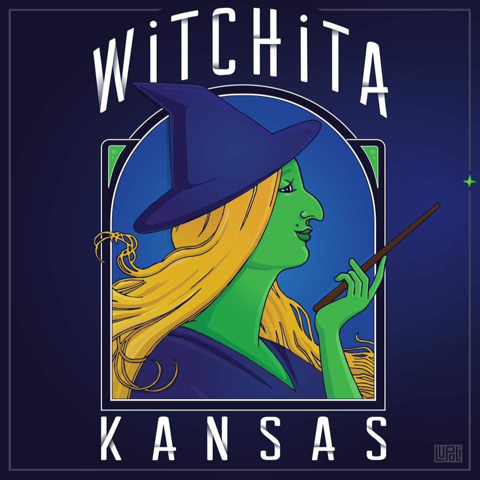 "Witchita, Kansas"" Lupoli Collective, 2017, digital"