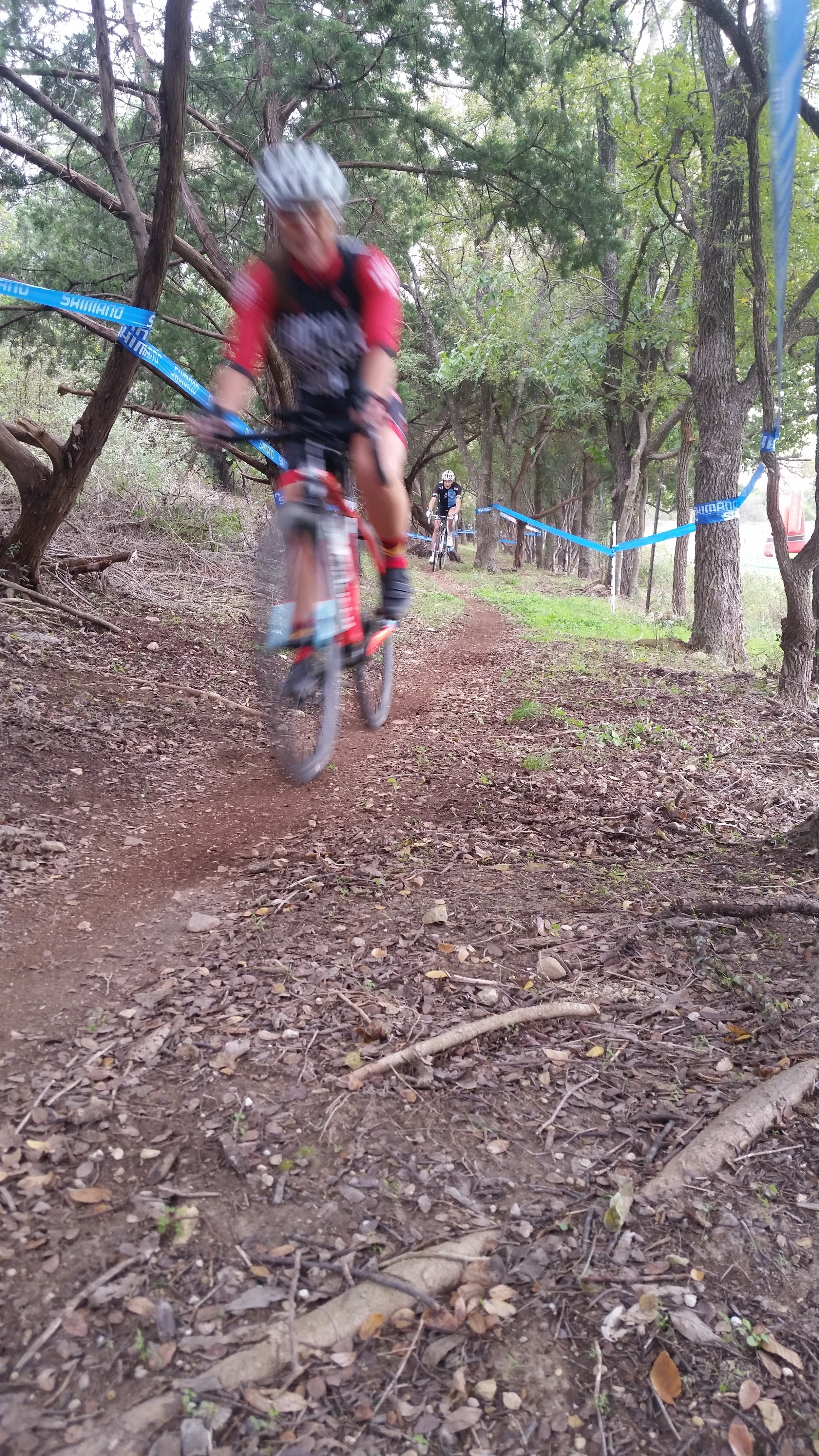 Singletrack will ALWAYS make for a good time!